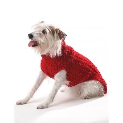Crochet Patterns Galore Dog Coat
