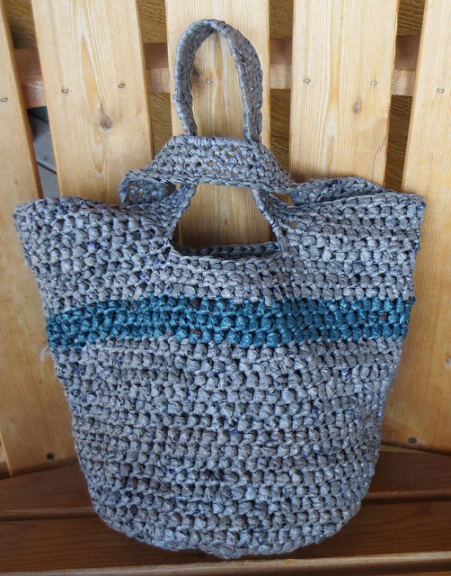 Crochet Patterns Galore Japanese Knot Tote Bag