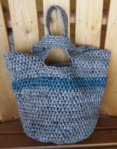 Japanese Knot Tote Bag
