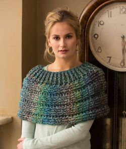 Cowl Shoulder Cozy