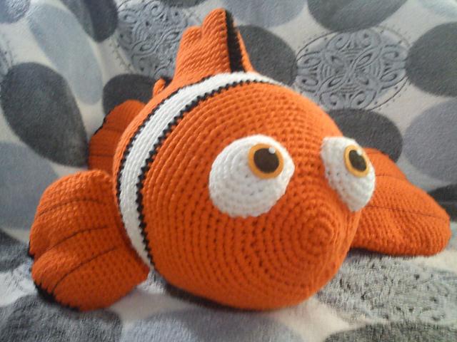 Crochet Patterns Galore Nemo