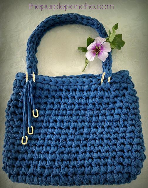 Crochet Patterns Galore - Island Breeze Bag