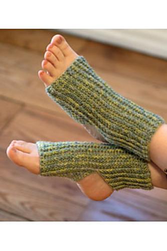 Crochet Patterns Galore Yoga Socks