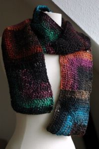 Painted Desert Scarf