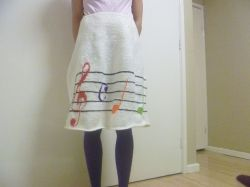 Ode to Joy Skirt