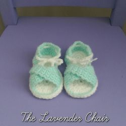 Crisscross Baby Sandals