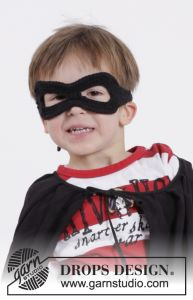 Little Zorro - superhero mask