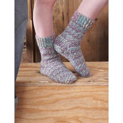 Crochet Patterns Galore - Family Crochet Socks