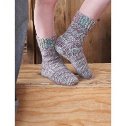 Family Crochet Socks