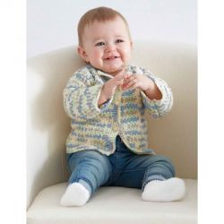 Baby's First Cardigan