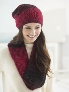 Effortless Hat And Cowl