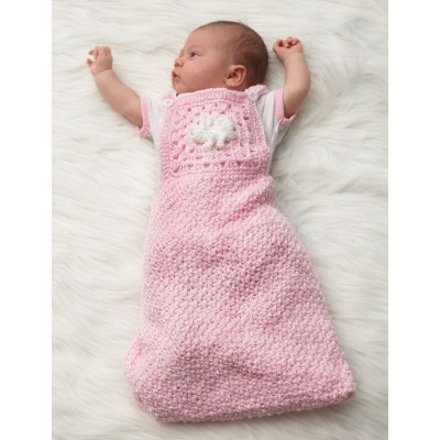 Crochet Patterns Galore Granny Motif Baby Sack