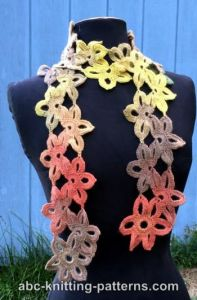 Starflower Scarf