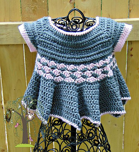 This free crochet pattern uses worsted-weight yarn. Pattern attributes ...
