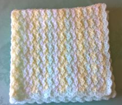 Little Treasure Baby Blanket
