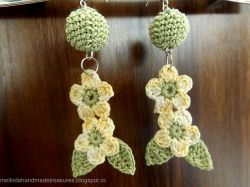 Cute Flower Earrings