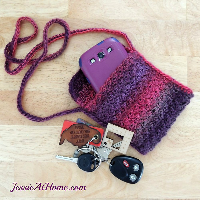 Crochet Patterns Galore - Quick Little Bag