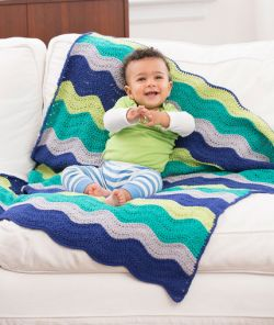Rock Your Baby Blanket