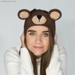 Teddy Bear Headband