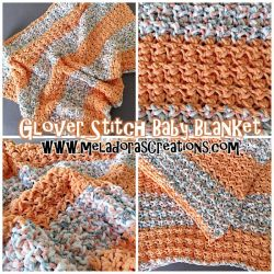 Glover Stitch Baby Blanket