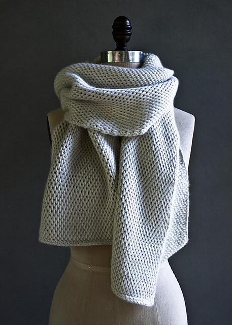 Crochet Patterns Galore Tunisian Scarf