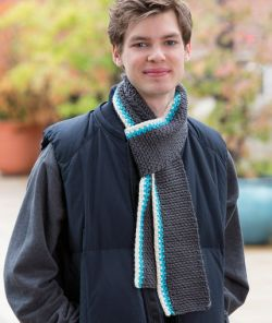 Reversible Color Pop Scarf