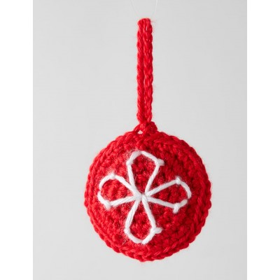 Crochet Patterns Galore North Star Ornament