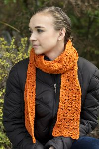 Ginger Snap Scarf