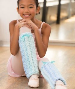 Perfect Point Leg Warmers