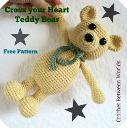 Cross Your Heart Teddy