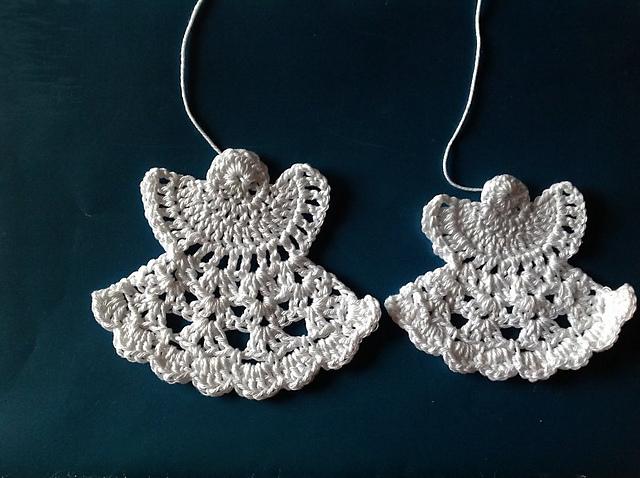Crochet Patterns Galore Guardian Angel