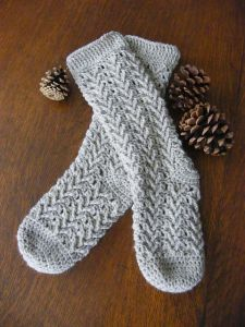 Skinny Christmas Stocking