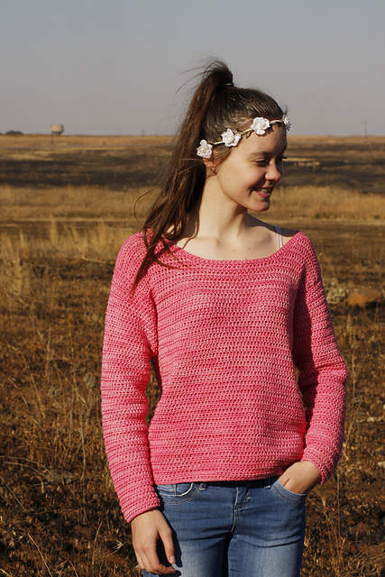 Crochet Patterns Galore - Country Girl
