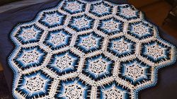 Winter Blizzard Afghan