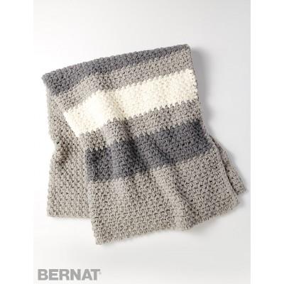 Crochet Patterns Galore Hibernate Blanket