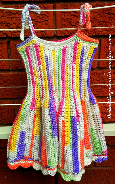 Crochet Patterns Galore Baby Sundress