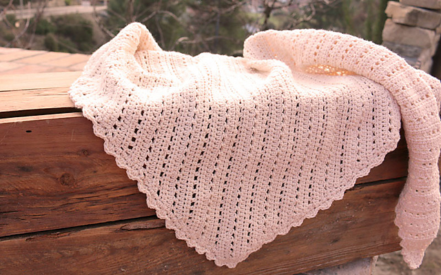 Crochet Patterns Galore Vintage Shawl