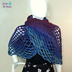 Nettie's Super Simple Tube Wrap