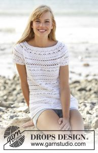 Seashore Bliss Top