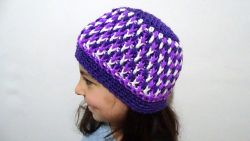 Dimension Stitch Beanie