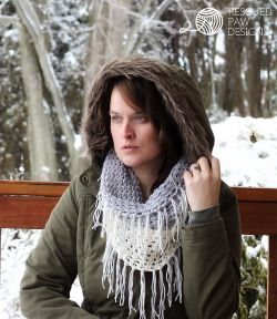 Gracelyn Fringe Cowl