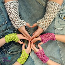 Nettie's Super Simple Mitts