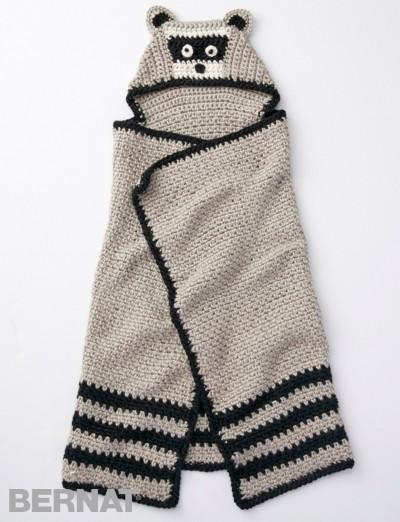 Crochet Patterns Galore - Lil? Bandit Blanket