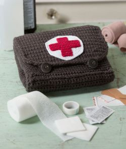 Red Heart Cares First Aid Kit