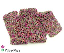 Crochet Patterns Galore Tulip Tree Scarf