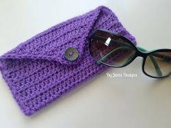 Easy Sunglass Pouch