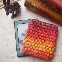 Puff Kindle Cover