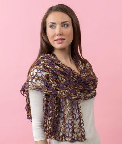 Enjoy Life Shawl