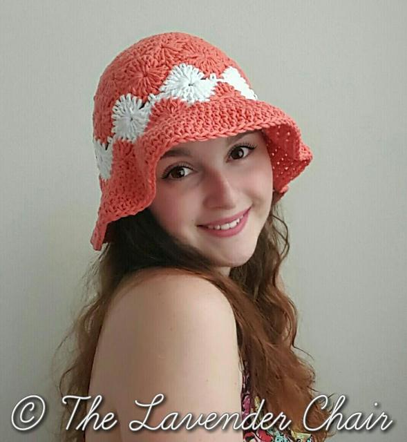Crochet Patterns Galore Josephines Floppy Sun Hat