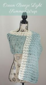 Ocean Breeze Light Summer Wrap